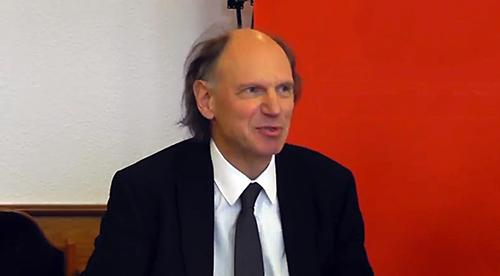 Prof. Dr. Tillo Guber, Avocat au barreau de Munich et Avocat spécialiste en droit public
